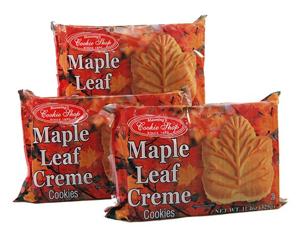 Maple-Leaf-Creme-Cookies—3-Packages