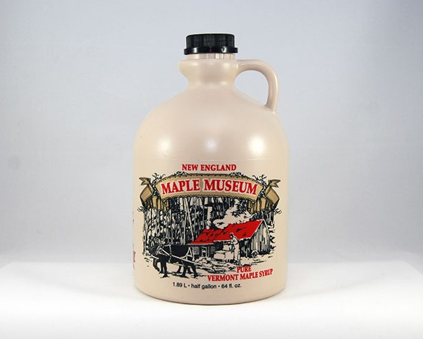 Maple-Syrup—Half-Gallon